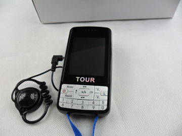 China Wireless Tour Guide System , 007B Automatic Induction Digital  Audio Guide  For Museum supplier