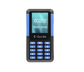 China Portable 006A Handheld Wireless Audio Guide System For Self - Help Tour Guides supplier