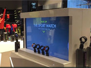 Shopping Interactive Showcase  Interactive Store Displays Customized Color