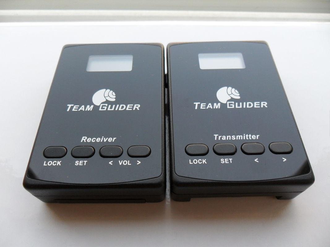 L8 Mini Handheld Wireless Tour Guide System Transmitter