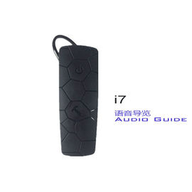 China I7 Ear Hanging Auto - Induction Tour Guide Speaker System Wtih Lithium Battery distributor