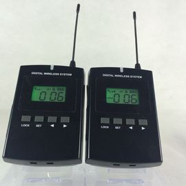 China Portable 008C Wireless Audio Guide System 800Mhz Tour Guide Device CE / ROHS Certification distributor