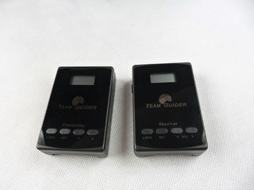 China Small Size L8 Handheld Audio Tour Devices Transmitter And Receiver For Tourist Reception factory