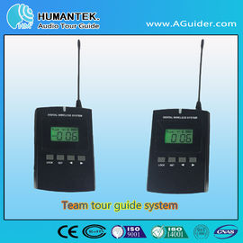 008B wireless tour guide professional audio guide system  wireless tour guide system