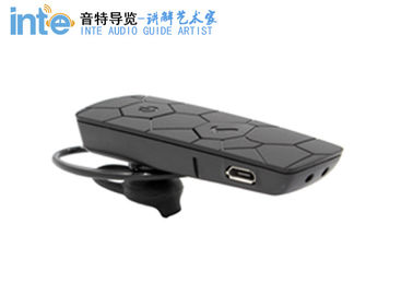 Self - Guided Tours Travel Audio Guide RFID I7 Automatic Tour Guide System