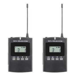 China 008B Portable Tour Guide System Audio Guide Device With Li - Ion Battery distributor