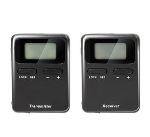 China 008A Digital Wireless Audio Tour Guide System For Group Travel distributor