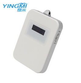 China Auto Induction Portable Tour Guide System 5.8 * 7.5 * 1.3cm Audio Guide For Museum distributor